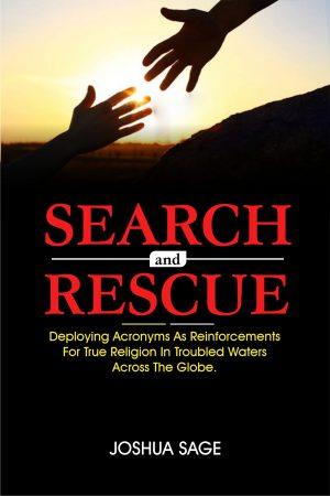 Search and Rescue Cover Design