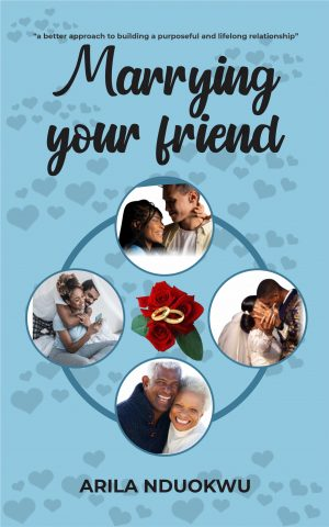 Front Cover - Marrying Your Friend